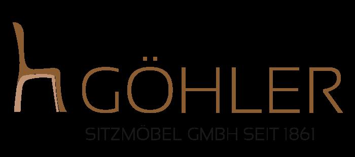 Göhler Sitzmöbel GmbH - Sitzmöbel für jede Gelegenheit: Logo