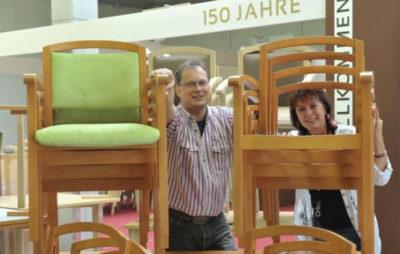 Göhler Sitzmöbel GmbH - Sitzmöbel für jede Gelegenheit: Historie, 150 Jahre Firmenjubiläum