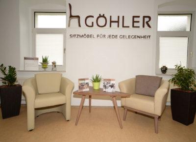 Göhler Sitzmöbel GmbH - Sitzmöbel für jede Gelegenheit: Kundenzentrum