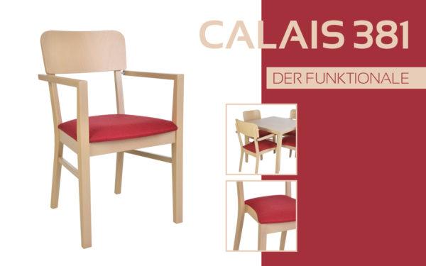 Göhler Sitzmöbel GmbH - Sitzmöbel für jede Gelegenheit: Modellreihe CALAIS 381