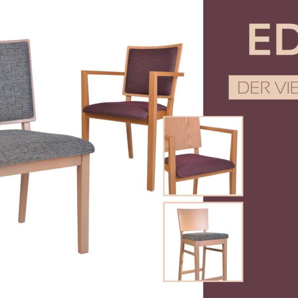 Göhler Sitzmöbel GmbH - Sitzmöbel für jede Gelegenheit: Modellreihe EDEN