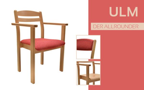 Göhler Sitzmöbel GmbH - Sitzmöbel für jede Gelegenheit: Modellreihe ULM