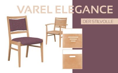 Göhler Sitzmöbel GmbH - Sitzmöbel für jede Gelegenheit: Modellreihe VAREL ELEGANCE