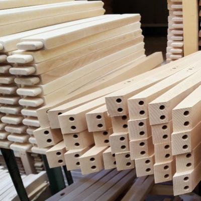 Göhler Sitzmöbel GmbH - Blick in die Produktion: Vorfertigung der Bauteile