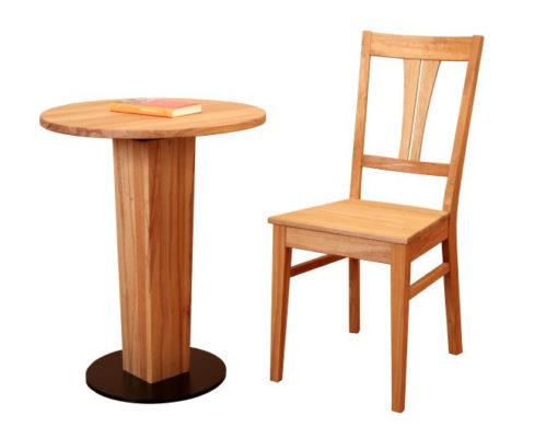 Göhler Sitzmöbel GmbH - Stuhl und Tisch BERNAU 182
