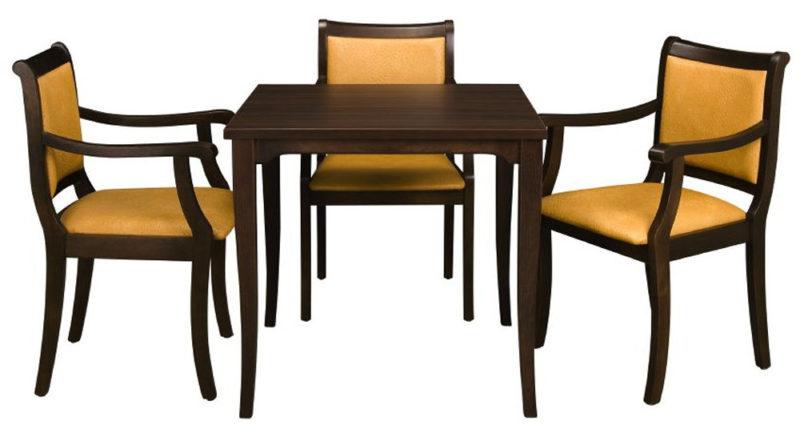 Göhler Sitzmöbel GmbH - Stühle und Tisch GOSLAR