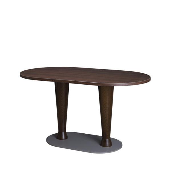 Göhler Sitzmöbel GmbH - Tisch LINDAU LDS BP+TP Oval