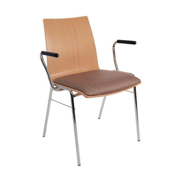 Göhler Sitzmöbel GmbH - Stuhl PISA 381 AST