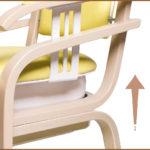 Göhler Sitzmöbel GmbH - Funktionsstuhl ROTUMA