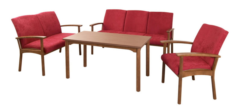 Göhler Sitzmöbel GmbH - Modellreihe SOLTAU