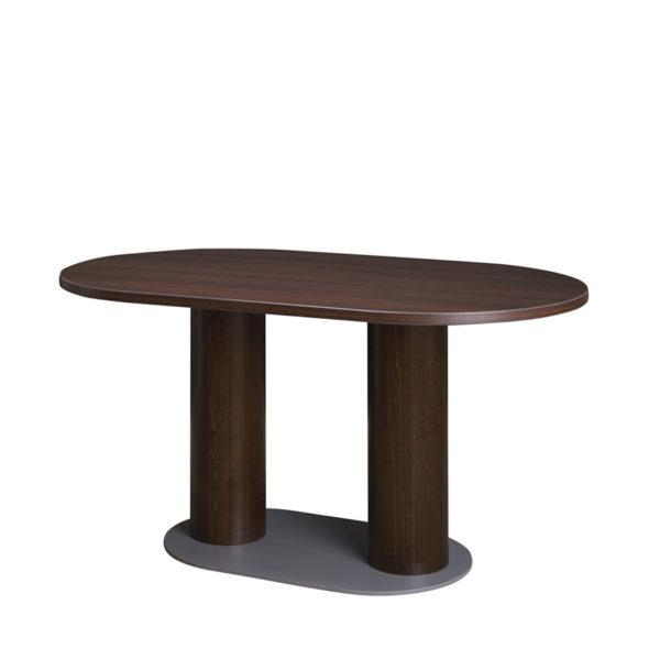 Göhler Sitzmöbel GmbH - Tisch SOLTAU SDS BP+TP Oval