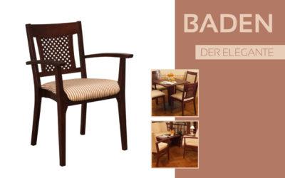 Göhler Sitzmöbel GmbH - Sitzmöbel für jede Gelegenheit: Modellreihe BADEN