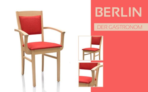 Göhler Sitzmöbel GmbH - Sitzmöbel für jede Gelegenheit: Modellreihe BERLIN