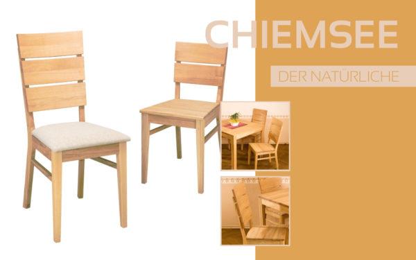 Göhler Sitzmöbel GmbH - Sitzmöbel für jede Gelegenheit: Modellreihe CHIEMSEE