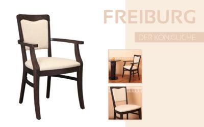 Göhler Sitzmöbel GmbH - Sitzmöbel für jede Gelegenheit: Modellreihe FREIBURG