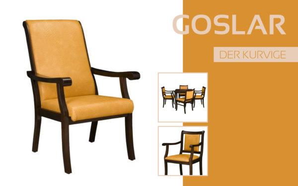 Göhler Sitzmöbel GmbH - Sitzmöbel für jede Gelegenheit: Modellreihe GOSLAR