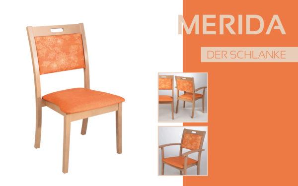 Göhler Sitzmöbel GmbH - Sitzmöbel für jede Gelegenheit: Modellreihe MERIDA