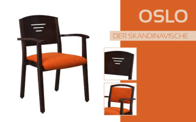 Göhler Sitzmöbel GmbH - Sitzmöbel für jede Gelegenheit: Modellreihe OSLO
