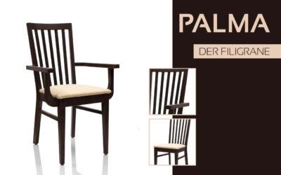 Göhler Sitzmöbel GmbH - Sitzmöbel für jede Gelegenheit: Modellreihe PALMA