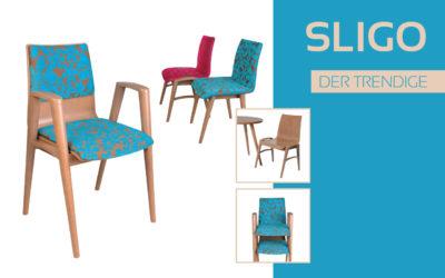 Göhler Sitzmöbel GmbH - Sitzmöbel für jede Gelegenheit: Modellreihe SLIGO