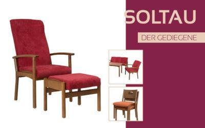 Göhler Sitzmöbel GmbH - Sitzmöbel für jede Gelegenheit: Modellreihe SOLTAU