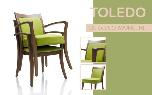 Göhler Sitzmöbel GmbH - Sitzmöbel für jede Gelegenheit: Modellreihe TOLEDO