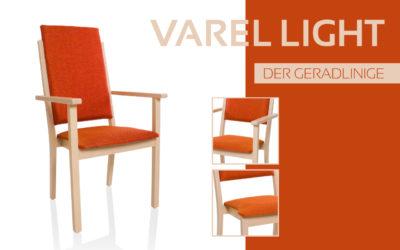 Göhler Sitzmöbel GmbH - Sitzmöbel für jede Gelegenheit: Modellreihe VAREL LIGHT
