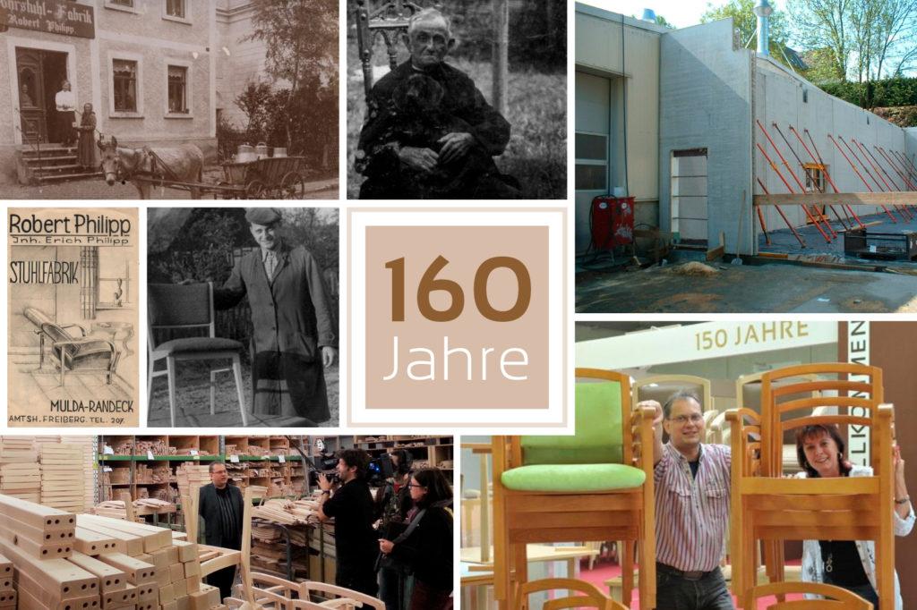 Wir feiern 160 Jahre Göhler Sitzmöbel