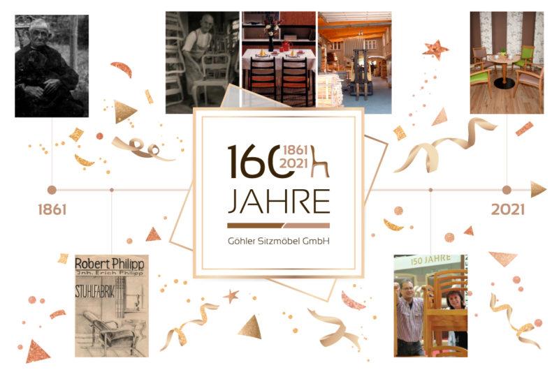 GÖhler Sitzmöbel GmbH wird 160 Jahre